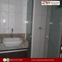 Roque Macatrão: Banheiro