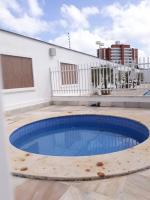 Roque Macatrão: piscina infantil