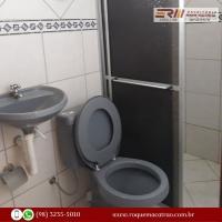 Banheiro reversível suite 2