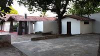 Roque Macatrão: Área de Lazer - Banheiro de apoio