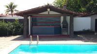 Roque Macatrão: Área de Lazer - Churrasqueira e piscina