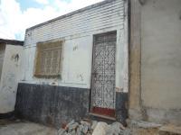 Fachada Casa de Fundo