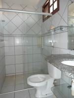 Roque Macatrão: Banheiro suíte