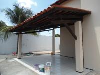 Roque Macatrão: Garagem vista 2